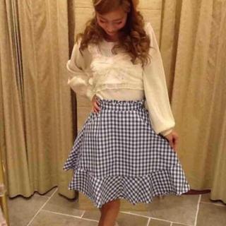 リズリサ(LIZ LISA)のリズリサ 膝丈スカート(ひざ丈スカート)