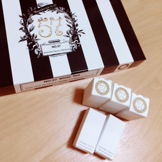 no57♡ホワイトティー