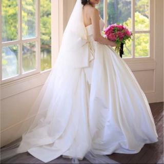 エメ(AIMER)の◆ AIMER ウェディングドレス  白 ロングドレス ◆(ウェディングドレス)