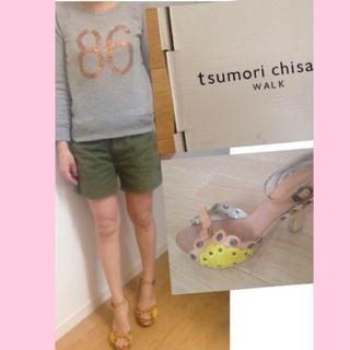 ツモリチサト(TSUMORI CHISATO)のツモリ チサト ♡ リボンミュール(ミュール)