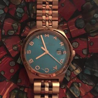 マークバイマークジェイコブス(MARC BY MARC JACOBS)の腕時計 ※週末値下げ中(腕時計)
