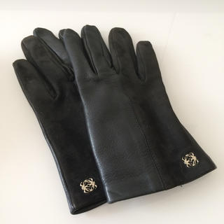 ロエベ(LOEWE)のLOEWE ロエベ レザー 手袋 グローブ(手袋)