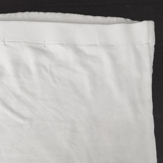 DIESEL(ディーゼル)のレースベアトップ ホワイト レディースのトップス(ベアトップ/チューブトップ)の商品写真