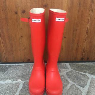 ハンター(HUNTER)のハンターブーツ フジロック限定カラー(レインブーツ/長靴)