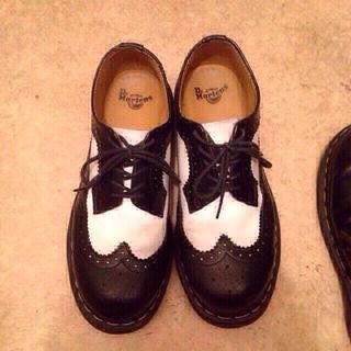ドクターマーチン(Dr.Martens)のマーチン ウイングチップ(ローファー/革靴)