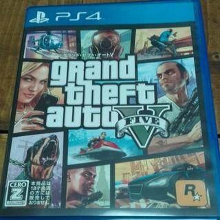 PS4 グラセフ5  GTA5