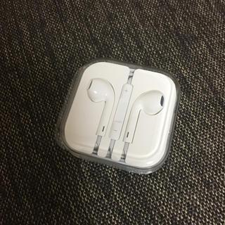 iPhoneイヤホン正規品