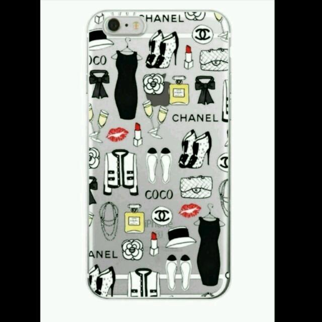 可愛い iphone8plus ケース 安い | かわいい おしゃれ iPhone7 ケース CHANEL柄の通販 by ♡windy55 shop♡|ラクマ