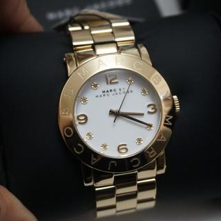 マークバイマークジェイコブス(MARC BY MARC JACOBS)のお取り置き中【新品】マークバイマークジェイコブス・時計 値段交渉可!(腕時計)