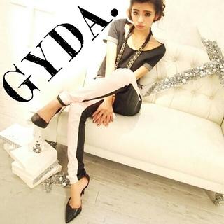 ジェイダ(GYDA)の最終値下げ GYDA ツイルパンツ送込(デニム/ジーンズ)