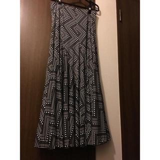チャコット(CHACOTT)のチャコット フラメンコ スカートおまけ付(ロングスカート)