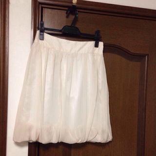 エルエーゲート(LA GATE)のバルーンスカート LA 値下げしました。(ひざ丈スカート)