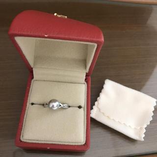 ポーラ(POLA)のポーラの真珠リング(リング(指輪))