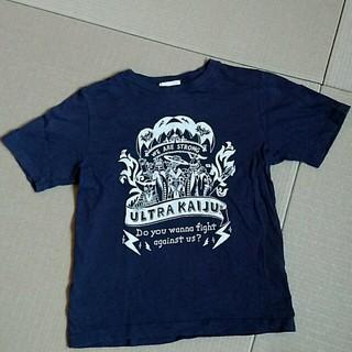 ジーユー(GU)のGU キッズTシャツ(Tシャツ/カットソー)