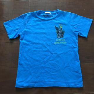ジーユー(GU)の★夏物SALE★120㎝仮面ライダーショッカーTシャツ(Tシャツ/カットソー)