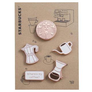 スターバックスコーヒー(Starbucks Coffee)のスターバックス 台湾限定 ピンパッチ セット 状態:新品(タンブラー)