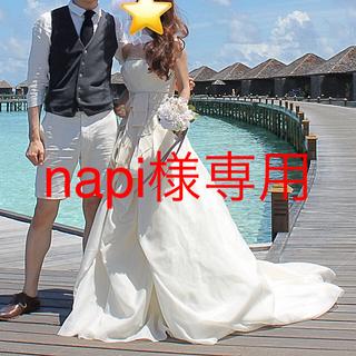 ヴェラウォン(Vera Wang)のnapi様専用ページです(ウェディングドレス)