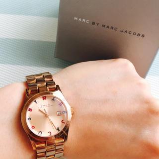 マークバイマークジェイコブス(MARC BY MARC JACOBS)のichigo様専用(腕時計)