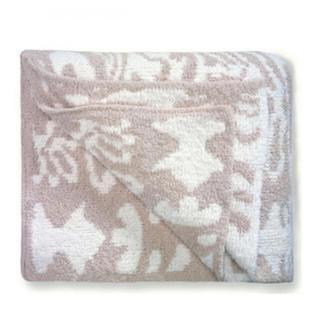 カシウエア(kashwere)の《最終値下げ》【定価¥46440】カシウェア ツインサイズ モルトホワイト(毛布)