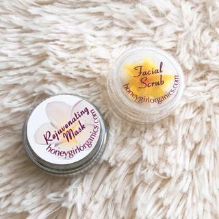 ハニーガールオーガニクス(Honey Girl Organics)のハニーガールオーガニクス  お試しセット(サンプル/トライアルキット)