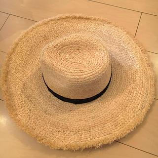 ルームサンマルロクコンテンポラリー(room306 CONTEMPORARY)のroom306 ハット(麦わら帽子/ストローハット)