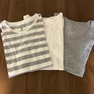 ムジルシリョウヒン(MUJI (無印良品))の無印T☆セット(Tシャツ(半袖/袖なし))
