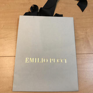 エミリオプッチ(EMILIO PUCCI)のエミリオ・プッチショッパー(ショップ袋)