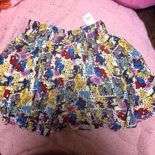 アベイル(Avail)のスパイダーマン ♡ スカート(ミニスカート)