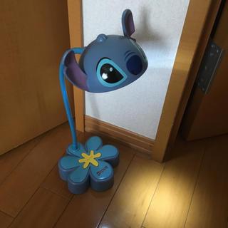 ディズニー(Disney)のスティッチ 卓上ランプ(テーブルスタンド)