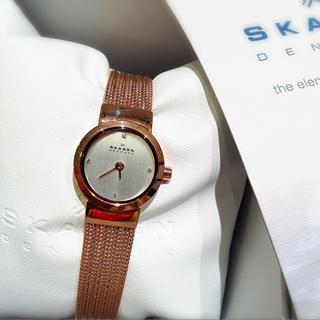 スカーゲン(SKAGEN)のスカーゲン♡腕時計(腕時計)