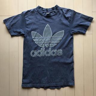 アディダス(adidas)の70sアディダスadidasビンテージTシャツマラドーナクライフサチモスヨンス(Tシャツ/カットソー(半袖/袖なし))