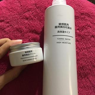 ムジルシリョウヒン(MUJI (無印良品))のりぼんちャん様専用 無印良品 敏感肌用 (化粧水 / ローション)
