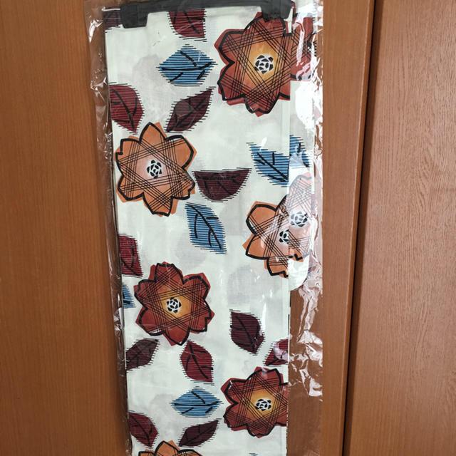未開封 浴衣  レディースの水着/浴衣(浴衣)の商品写真