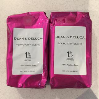 ディーンアンドデルーカ(DEAN & DELUCA)のDEAN & DELUCA トーキョーブレンド 2つセット(コーヒー)