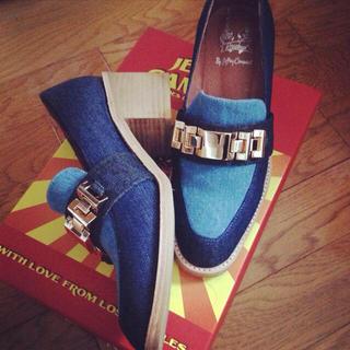 ローズバッド(ROSE BUD)のほぼ完売★ROSE BUDローファー(ローファー/革靴)