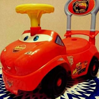 ディズニー(Disney)の値下げ中♡♡カーズ☆手押し車 (手押し車/カタカタ)