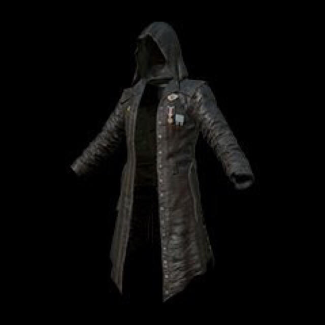 how to get trench coat in pubg