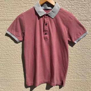 ジョンローレンスサリバン(JOHN LAWRENCE SULLIVAN)のJOHNLAWRENCESULLIVAN ポロシャツ メンズ 34 ボーダー(ポロシャツ)