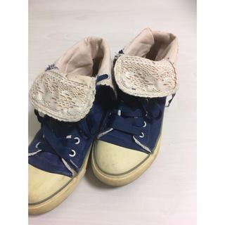 オリーブデオリーブ(OLIVEdesOLIVE)の靴(スニーカー)