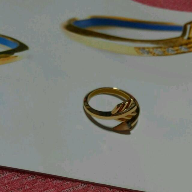 EYEFUNNY(アイファニー)のブリリモ アローリング16号 メンズのアクセサリー(リング(指輪))の商品写真