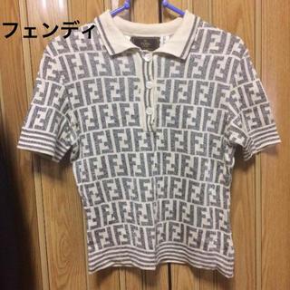 フェンディ(FENDI)のフェンディ ポロシャツ イタリア製(ポロシャツ)
