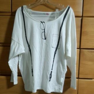 リュリュ(RyuRyu)の長袖Tシャツ(Tシャツ(長袖/七分))