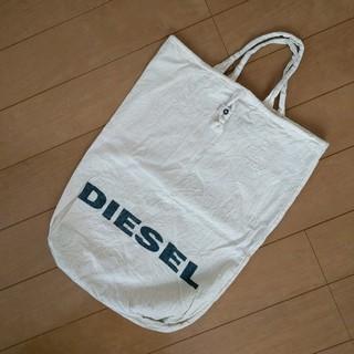 ディーゼル(DIESEL)のエコバック 布バッグ トートバッグ(エコバッグ)