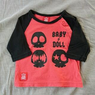 ベビードール(BABYDOLL)のBABY DOLL ベビードール カットソー Tシャツ《値下げ❌》(Tシャツ)