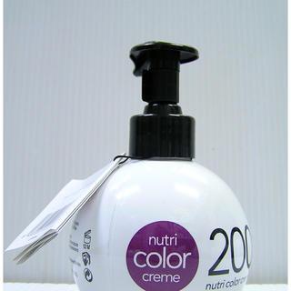 レブロン(REVLON)のレブロン ニュートリカラームラサキ violet 200 REVLON(カラーリング剤)