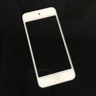 アップル(Apple)のiPod touch 第五世代 32G 水色 本体(タブレット)