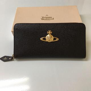ヴィヴィアンウエストウッド(Vivienne Westwood)の☆vivienne Westwood☆長財布☆ブラウン(財布)