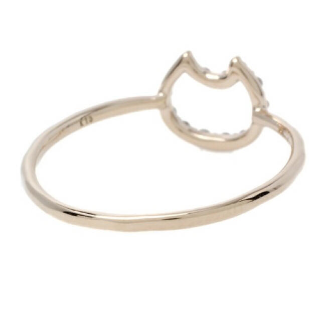 TSUMORI CHISATO(ツモリチサト)の【お値下げ中!】ツモリチサト ネコ リング レディースのアクセサリー(リング(指輪))の商品写真