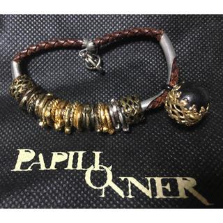 パピヨネ(PAPILLONNER)のパピヨネ  ブレス(ブレスレット/バングル)