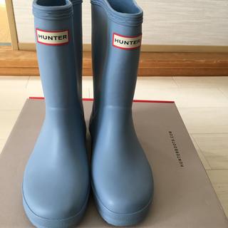 ハンター(HUNTER)のHUNTER レインブーツ kids first classic 11インチ新品(長靴/レインシューズ)